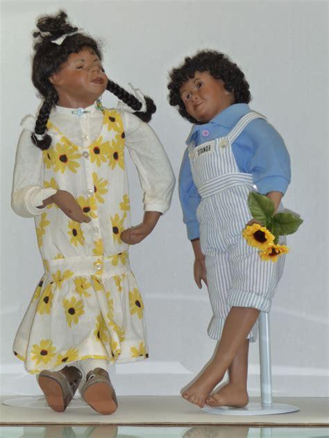porcelain doll appraiser afro american dolls