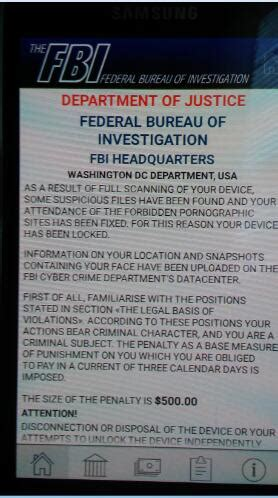 Fbi Phone Number Lookup Fbi Scam Locked Up My Android Zte Phone What To Do