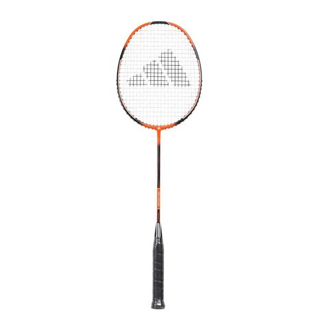 Raket Badminton Adidas Precision 880 Black Orange adidas precision 580 badminton racket orange black