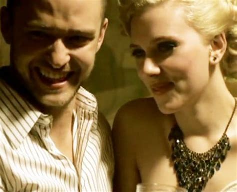 Justin Timberlake Johanssen Together by Johansson In Justin Timberlake S What Goes