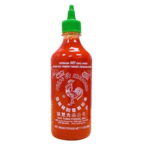 huy fong foods sriracha hot chili sauce walmartca