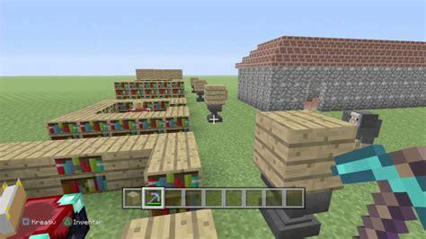 minecraft b 252 cherregale - Bücherregale Minecraft