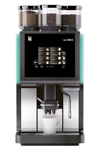 Saeco Kaffeemaschine 2458 by Wmf 1500 S Spezialit 228 Ten Maschinen Kaffeemaschinen