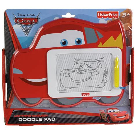 doodle pads for free doodle pad with disney pixar cars 2 frame