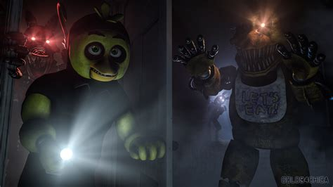 five nights at freddy s fan games five nights at freddy s 4 nightmares 4k sfm by