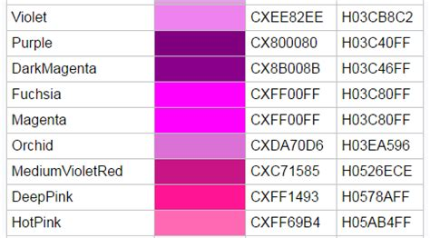 strange color names can you name all the sas colors sas learning post