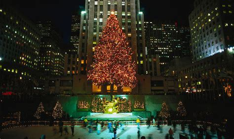weihnachtsmarkt new york rockefeller christmas best things to do in new york activity holidays travel express co uk