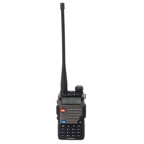 Baofeng Uv 5re baofeng uv 5re plus dual band handheld transceiver radio