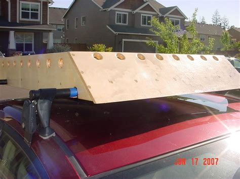 toyota prius roof rack  irwin  lumberjockscom