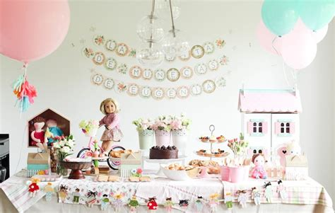 doll house party kara s party ideas dollhouse themed birthday party