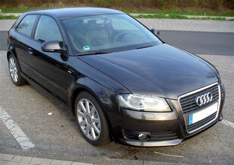 File:Audi A3 8P Ambition S Line 2.0 TDI Lavagrau Facelift Wikimedia Commons