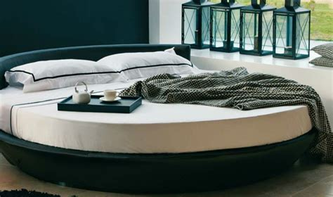 letti rotondi moderni i letti tondi sempre pi 249 di moda negli arrdamenti moderni