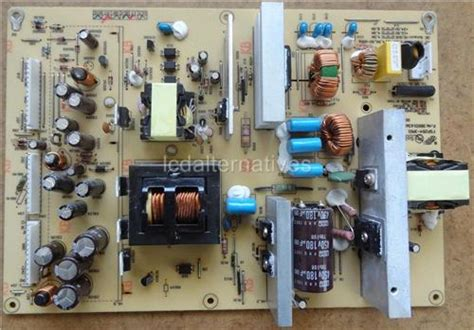 replace vizio capacitors vizio vx42l hdtv10a lcd tv repair kit capacitors only for the power supply board and 2