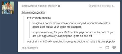 posts serial the 25 weirdest things that have happened on late night tumblr