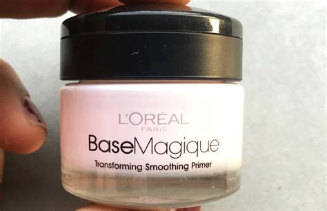 Loreal Base Magique Primer l oreal base magique transforming smoothing primer review