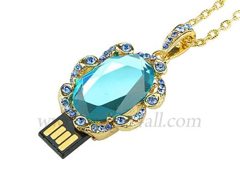 incognito usb necklaces the flash drive is the