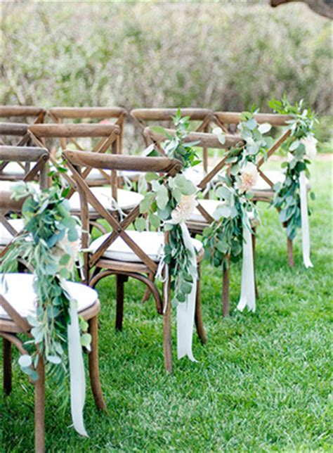 Wedding Ceremony 2017 by 2017 Wedding Trends Top 30 Greenery Wedding Decoration Ideas