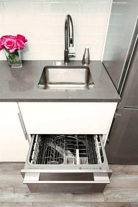 two dishwashers one sink best 25 drawer dishwasher ideas on 2 drawer