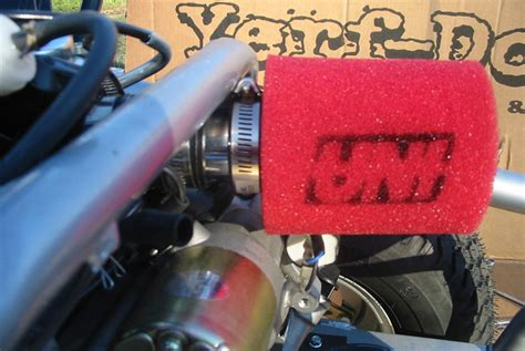 The Best High Flow Uni Air Filter Kit W Dust Proof Intake