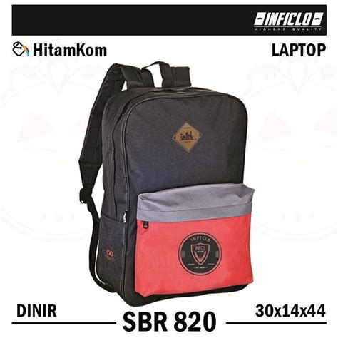 Sbr 025 Tas Selempang Inficlo tas ransel gendong backpack laptop inficlo sbr 820