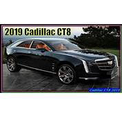 Cadillac CT8 2019  New Review