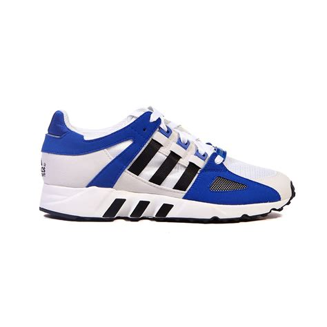 adidas running shoes adidas equipment running support 93 blue white black