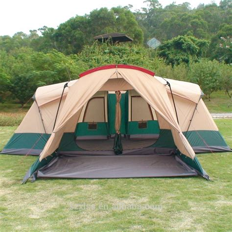 10 room tent for sale best selling product 6 persons 3 room large luxury cing