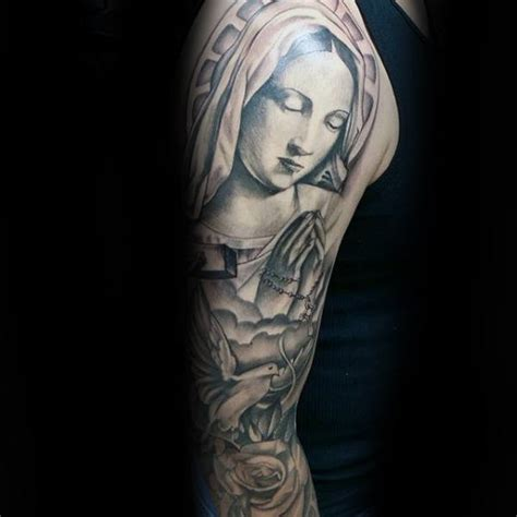 praying mary tattoo designs 100 awesome tattoos designs and ideas gallery