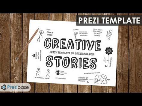 Creative Stories Prezi Template Youtube How To Choose A Template On Prezi Next