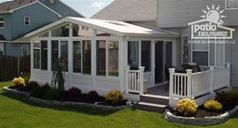 Sunroom Addition Kits Sunroom With Deck Ideas Amp Pictures