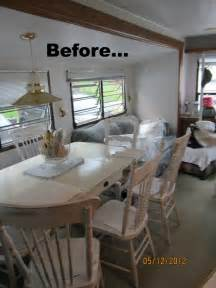 Decorating A Modular Home mobile home decorating beach style makeover