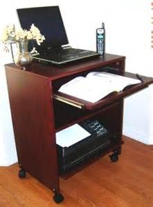 Small Laptop And Printer Desk S 2326 23 Quot Computer Desk