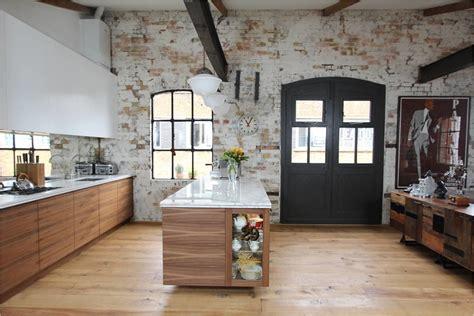 warehouse kitchen design как применить стиль лофт в типовых квартирах