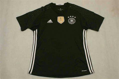 Jersey Jerman Hitam 2016 Grade Ori jual jersey jerman goal keeper gk 2016 grade ori nr sport jersey murah