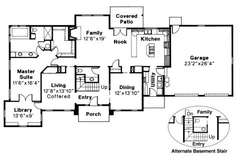 classic house plans numberedtype