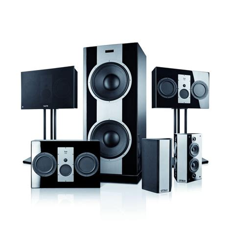 teufel speaker system 10 thx 174 ultra 2 certified quot cinema 5