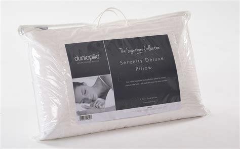 dunlopillo serenity deluxe pillow mattress