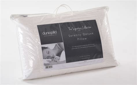Dunlopillo Pillow Stockists by Dunlopillo Serenity Deluxe Pillow Mattress