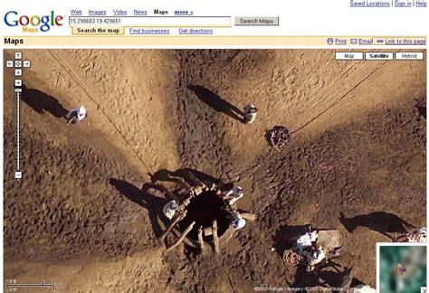 Imagenes Sorprendentes De Google | sorprendente imagen de google maps bit 225 cora de un perdedor