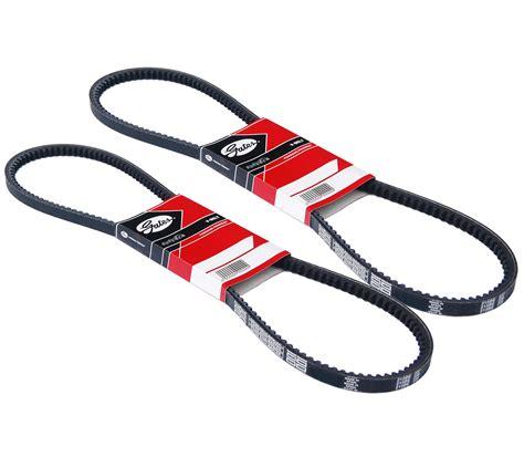 Fan Belt gates fan belts fits 12 24 valve pair land cruiser