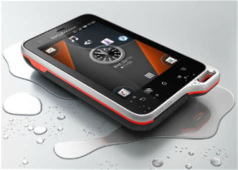 Hp Sony Xperia Active sony ericsson xperia active phone specifications