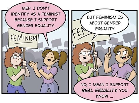 free free gender feminism books controversial comic reveals what you re really saying when