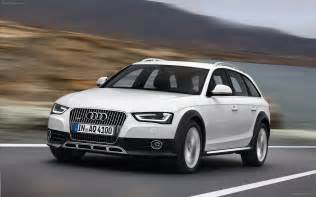 audi a4 allroad quattro 2013 widescreen car