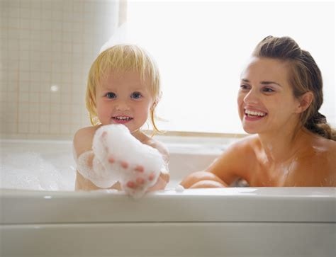 bathtub xxx family nudity teaching kids to be comfortable with their