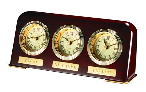 world time zone desk clock multi time zone desk clock executive gift shoppe