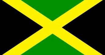 jamaican colors city routes the jamaican flag
