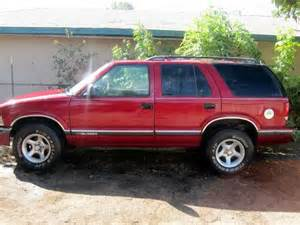 1996 Chevrolet Blazer Mpg Find Used 1996 Chevrolet Blazer Lt Sport Utility 4 Door 4