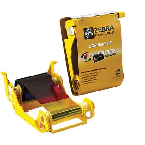 zebra zxp series 3 id printer ribbon toner place