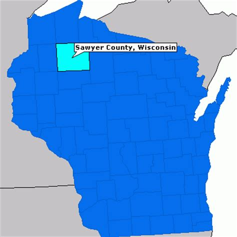 Records In Wisconsin Sawyer County Wisconsin County Information Epodunk
