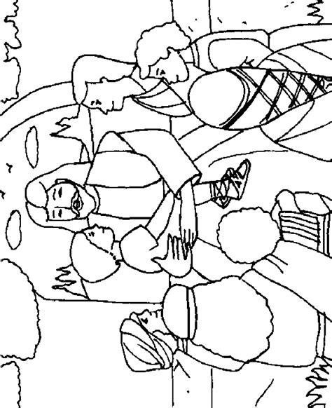 imagenes para colorear jesus y los niños jes 250 s y los ni 241 os dibujos b 237 blicos para colorear